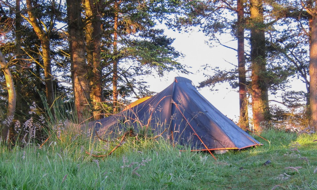 A simple 2 man tent