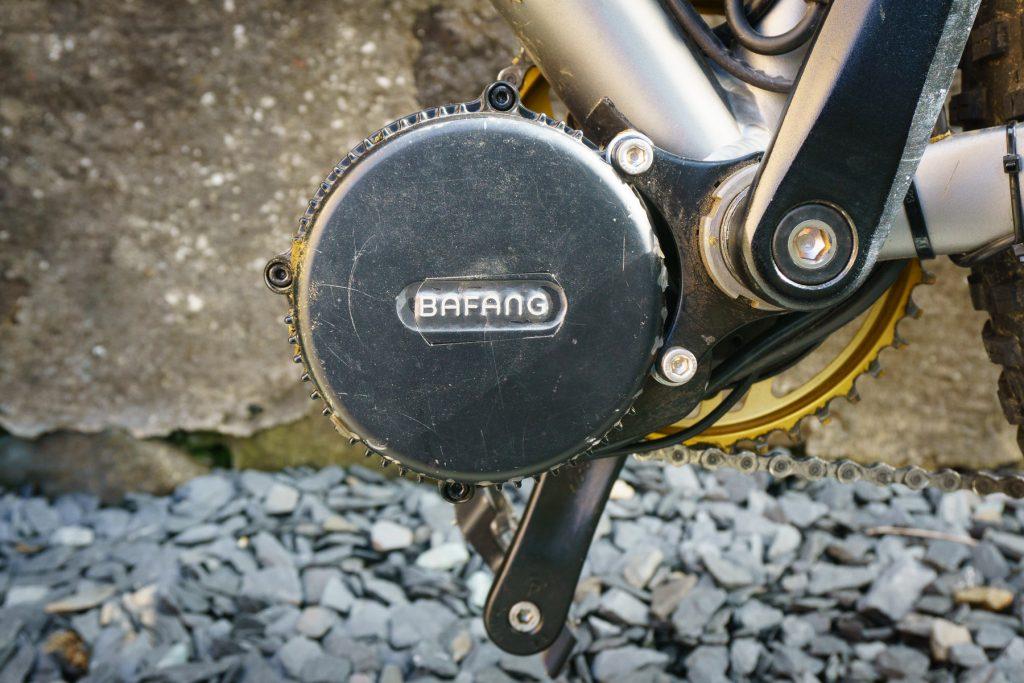 Bafang BBS01 motor
